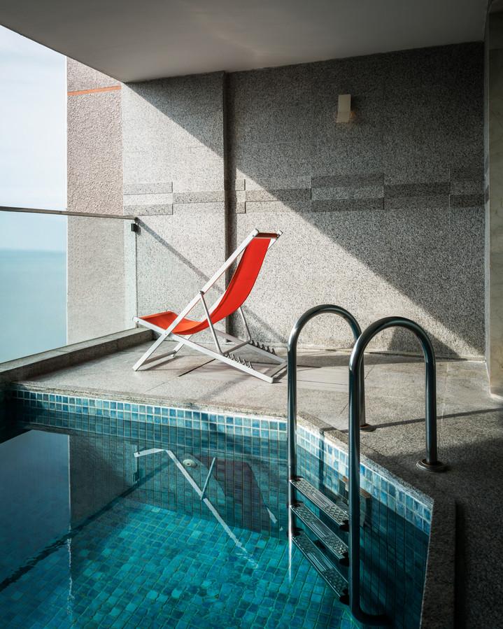 Lexis Suites Hotel Room