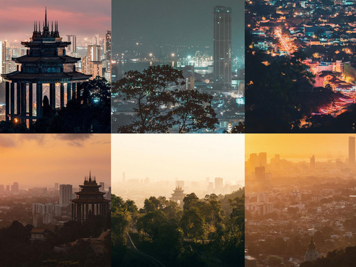 Top 10 photogenic Spots in Penang