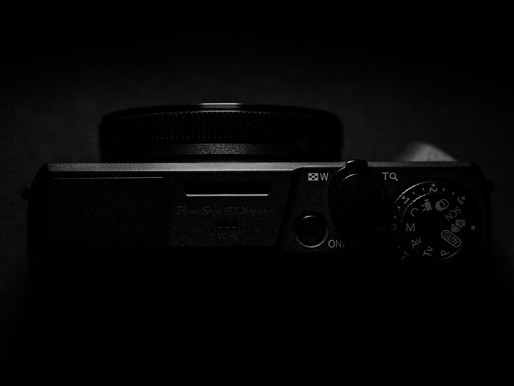 Switching back to using point and shoot camera.