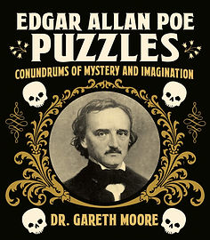 Edgar Allan Poe Puzzles: Puzzles of Mystery and Imagination