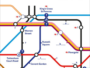 All Aboard: the TfL Puzzle Book