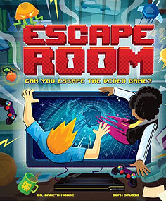 Escape Room: Can You Escape the Videogame?