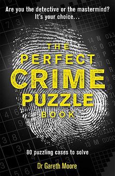 The Perfect Crime Puzzle Book