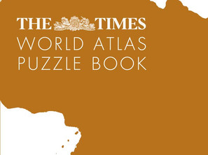 Travelling the World with the Times Atlas Puzzle Book