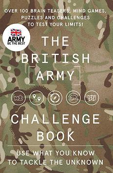 The British Army Challenge Book