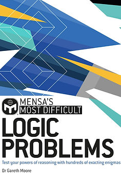 Mensa's Most Difficult Logic Problems