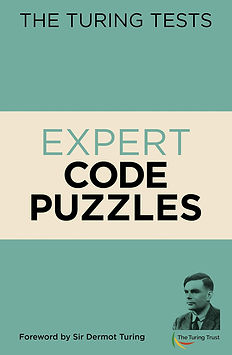 The Turing Tests Expert Code Puzzles: Foreword by Sir Dermot Turing