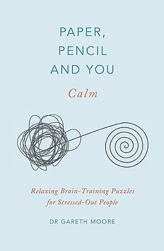 Paper, Pencil & You: Calm