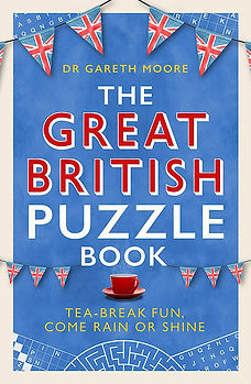 The Great British Puzzle Book
