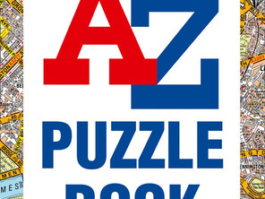 The AZ Puzzle Book - and how we made it