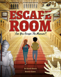 Escape Room: Can You Escape the Museum?