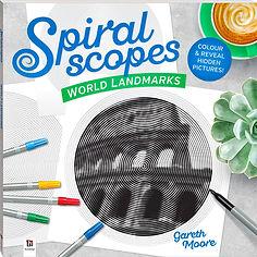 Spiralscopes: World Landmarks