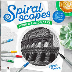 Spiralscopes: World Landmarks