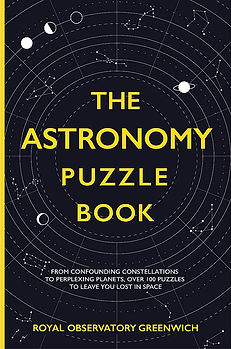 The Astronomy Puzzle Book