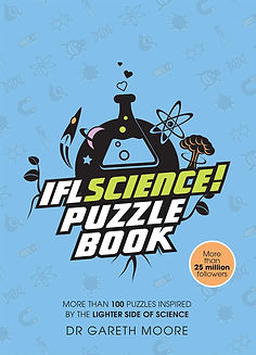 IFL Science! Puzzle Book