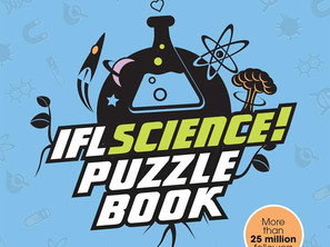 IFL Science Puzzle Book