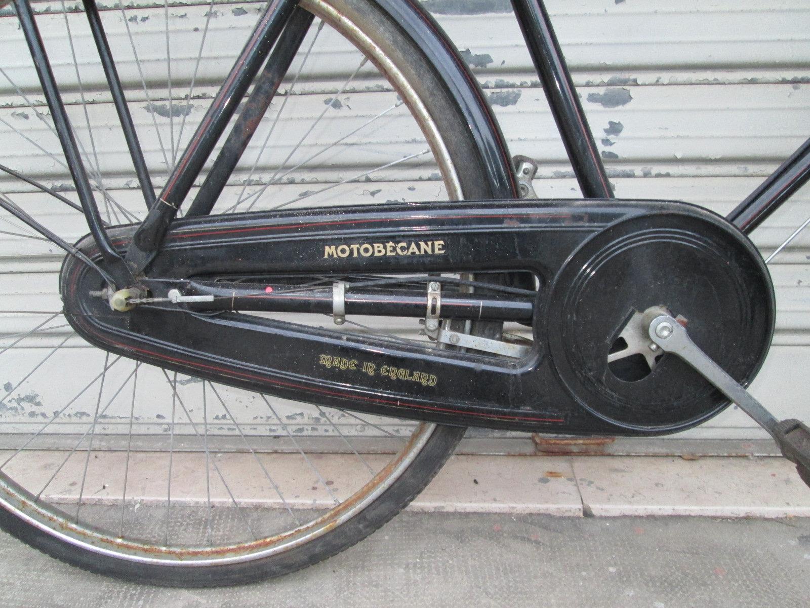 Bicicletta Windsor Motobecane