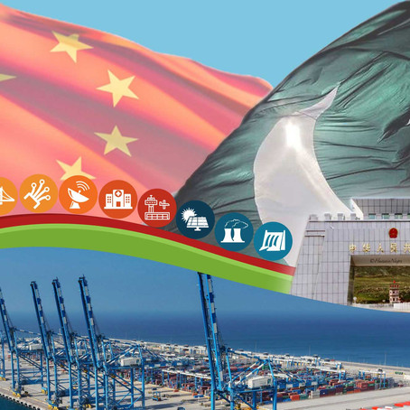CPEC as Vital Part of Hard competition in South China Sea and Asia-Pacific