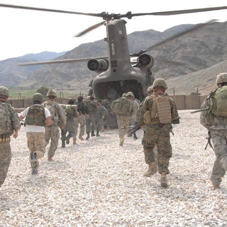 Afghanistan Post US' Exit