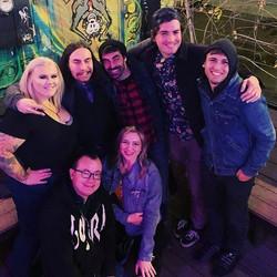 We had an awesome night in Reno playing