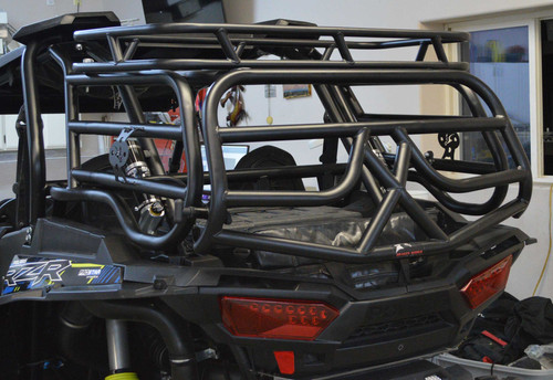 Mark II Cargo Rack with Basket for Polaris RZR 1000 xp