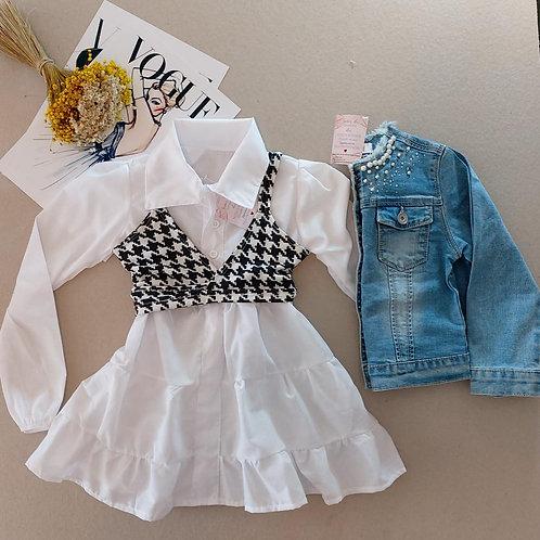 Vestido+Top
