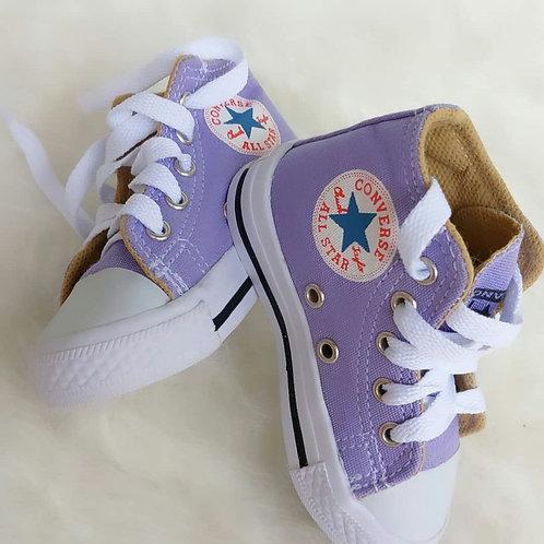 All star lilás
