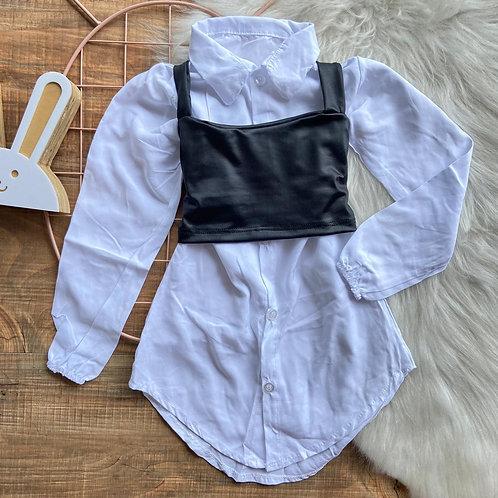 Vestido + Top