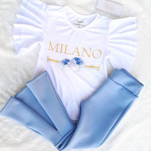 CONJUNTO MILANO