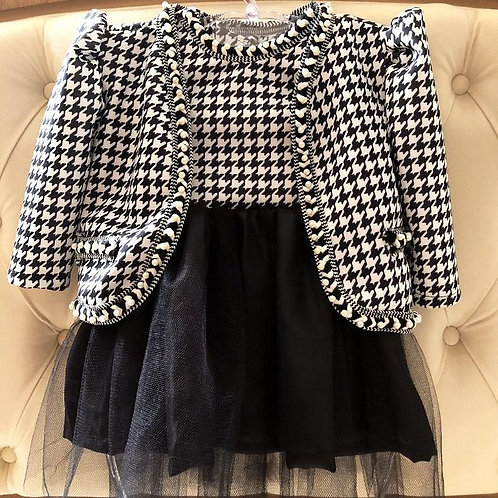 Vestido + casaco