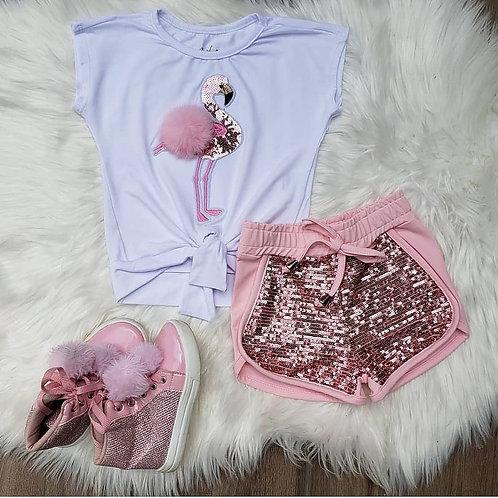 Conjunto flamingo