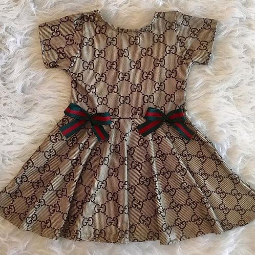 Vestido gucci luxo