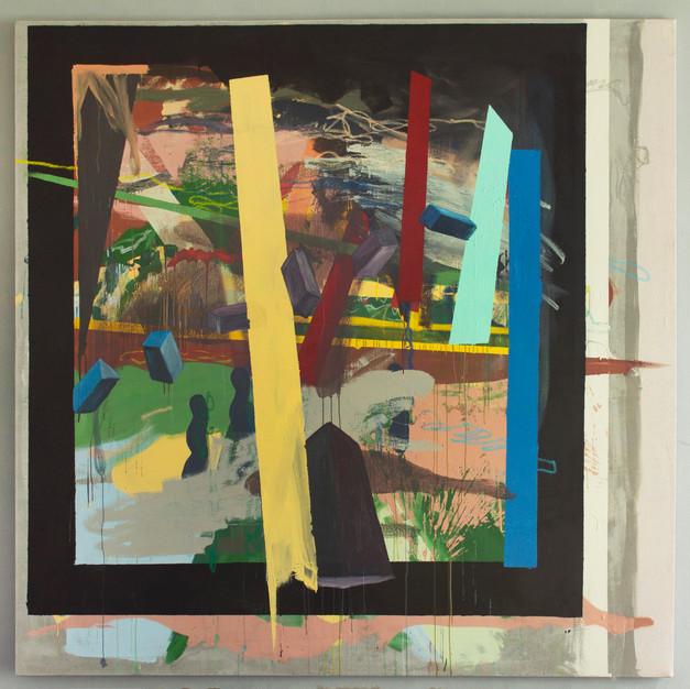 Untitled (Black Frame)