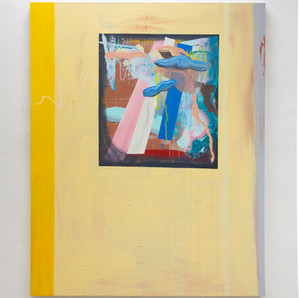 Untitled (Yellow Space)