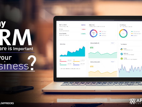 Why Should Use CRM Software For Your Business?
