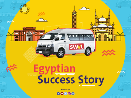 SWVL is an Egyptian success story