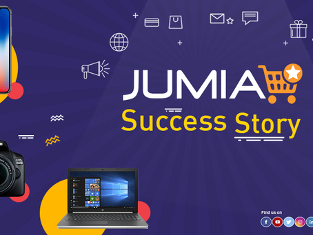 Why Jumia's annual revenue is $149.6 Million.
