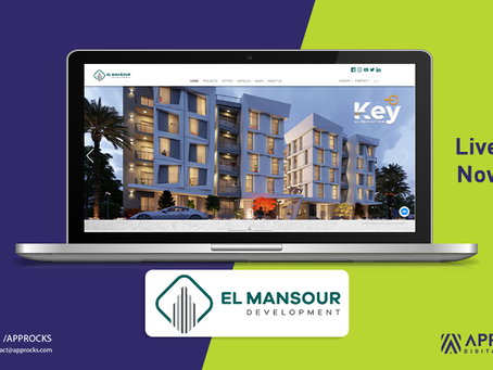 Memar Mansour portfolio website and apps | Released project