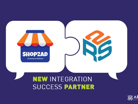 NEW Integration with R2S & SHOPZAD