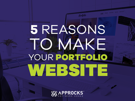 5 Reasons Why Your Business Needs a Portfolio Website.