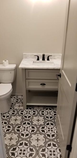 New bathroom deisgn