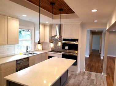 Sleek & Modern Kitchen.
