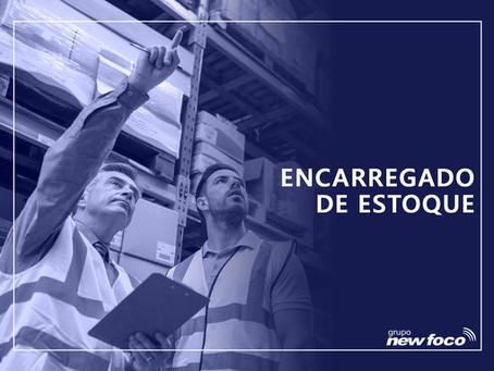 ENCARREGADO DE ESTOQUE