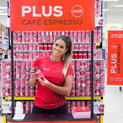 Coca-Cola Plus Café Espresso
