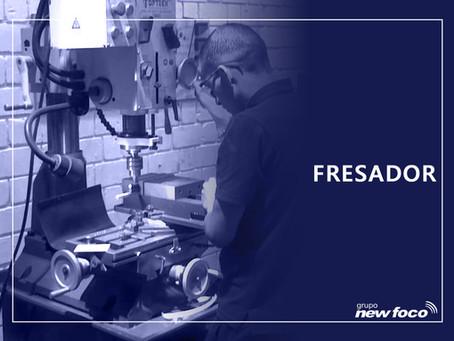 ENCERRADO - FRESADOR