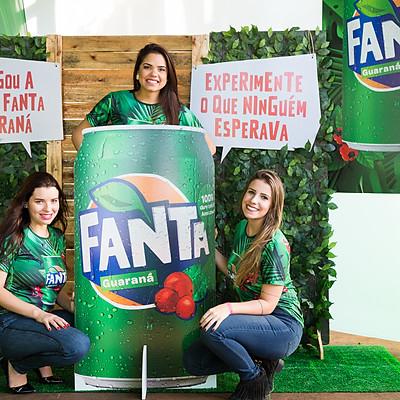 Lançamento Fanta Guaraná - Endomarketing