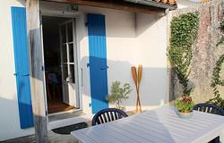 Le Vanneau, la terrasse