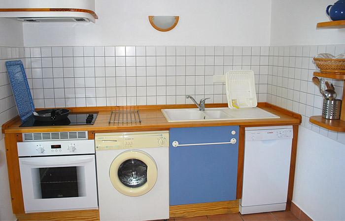 Le Tadorne, la cuisine