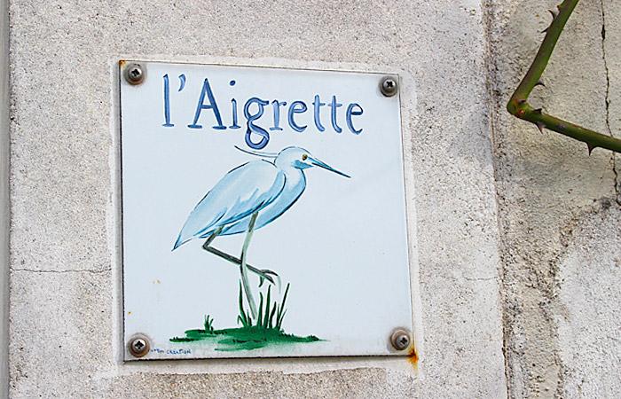 L'Aigrette