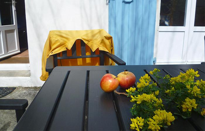 guillaumette-gite-heron-terrasse-pommes